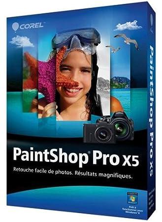 PaintShop Pro X5