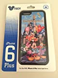 Walt Disney World Parks iPhone 6 Plus Mickey Mouse and Friends Character Case