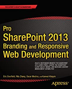 Oscar Medina, Author - Pro SharePoint 2013 – Branding and Responsive Web Development
