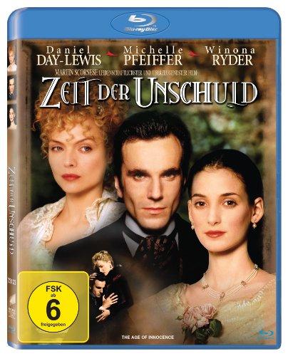 Zeit der Unschuld [Blu-ray]