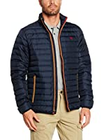 Timberland Chaqueta Tfo Ls Stripe Rugby (Azul)
