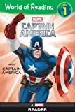 World of Reading Captain America: This Is Captain America