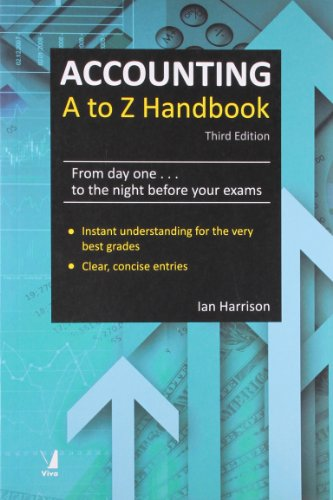 Accounting, A-Z Handbook