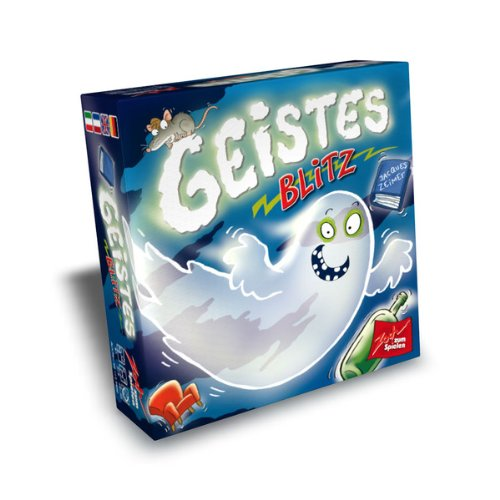 Ghost Blitz Travel Board Game