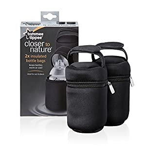 Tommee Tippee Closer to Nature Insulated Bottle Carriers (2-Pack)