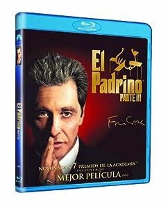 El Padrino parte III [Blu-ray]