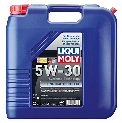 Liqui Moly 1138 Motoröl