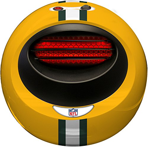 Green Bay Packers NFL Infrared Space Heater, LW-NFL-0001