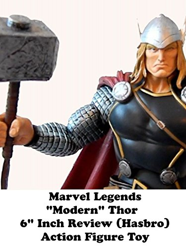 "Marvel Legends Modern THOR Review 6"" inch action figure toy"