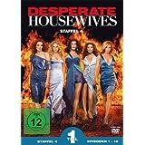 """Desperate Housewives - Staffel 4, Teil 1 [3 DVDs]von """"Teri Hatcher"""""""