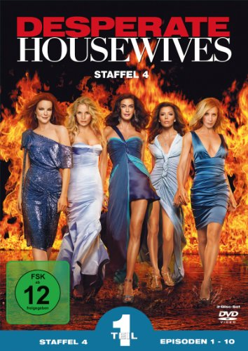 Desperate Housewives - Staffel 4, Teil 1 [3 DVDs]