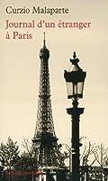 Journal d'un étranger à Paris