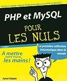 echange, troc Janet Valade - PHP et MYSQL pour les Nuls