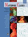 img - for Masterwork Classics, Level 1-2 (Alfred Masterwork Editions) book / textbook / text book