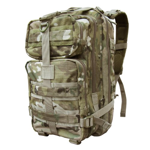 Condor Compact Assault Pack (Multicam, 1362-Cubic Inch) (Modular Hydration Carrier compare prices)