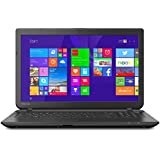 Toshiba Satellite C55D-B5308 15.6-inch Non-Touch Laptop(AMD E1-2100 processor, 4GB DDR3, 500GB HDD, Windows 8.1, LED-backlit TFT HD widescreen, Jet Black)