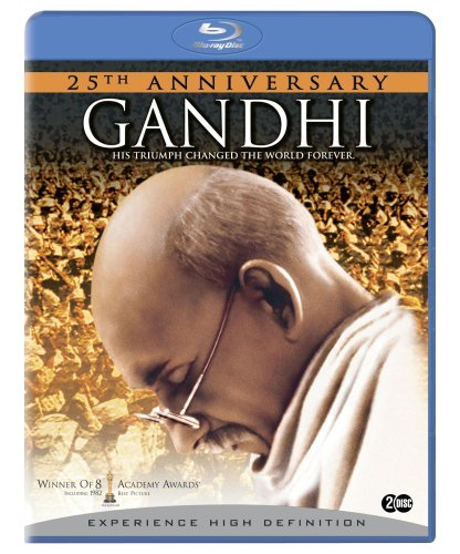 Cover art for  Gandhi [Blu-ray]