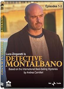 Detective Montalbano: Episodes 1-3 [Import]