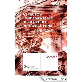 Aspectos fundamentales de Derecho procesal penal (Temas La