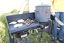 Camp Chef Explorer Series EX-60LW 2-Burner Modular Cooking System, Black