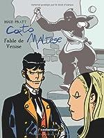 Corto Maltese, Tome 10 : Fable de Venise