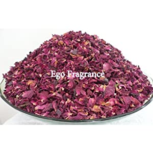 25 grams of dried rose petals real flower wedding