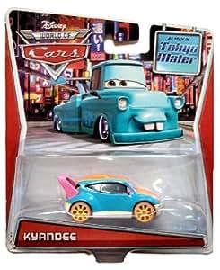 Disney Disney/Pixar Cars, Toon Die Cast Vehicle, Kyandee, 1:55 Scale