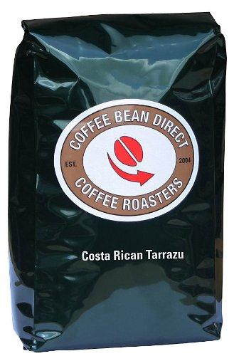 Green Unroasted Costa Rican Tarrazu, Whole Bean Coffee, 5-Pound Bag