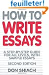 How To Write Essays: 2nd edition