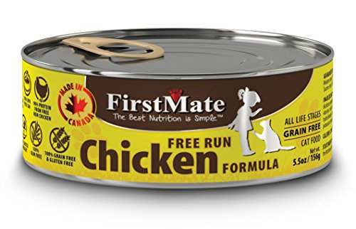 FirstMate Grain Free Chicken Formula
