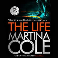 The Life Audiobook by Martina Cole Narrated by Annie Aldington