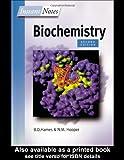 Instant Notes Biochemistry