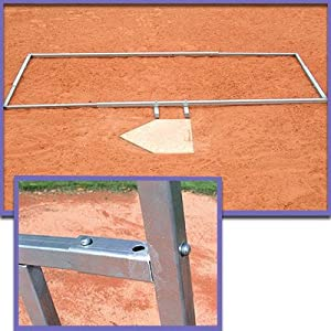 Buy BSN Sports Adjustable Batter's Box Template by BSN