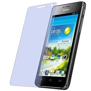6x kristallklare Displayschutzfolie für Huawei Ascend G600