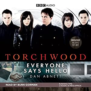 Torchwood Audiobook