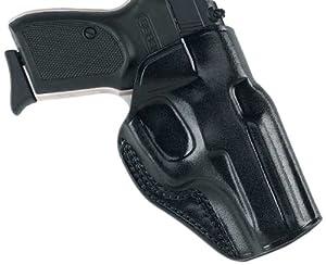 Galco Stinger Belt Holster for KAHR MK40, MK9, PM40, PM9 (Black, Left-hand)