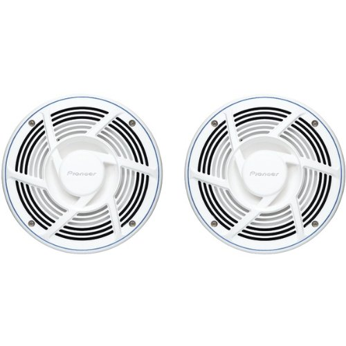 Pioneer Ts-Mr2040 Marine 8-Inch 200-Watt Coaxial Speakers front-110915