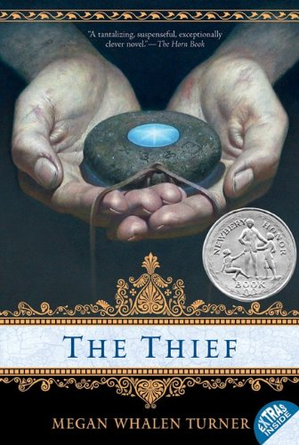 Cover of The Thief (The Queen's Thief, Book 1)
