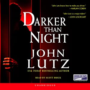 Darker Than Night Audiobook