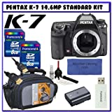 Pentax K-7 14.6 MP Digital SLR with Shake