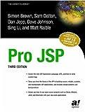 Pro JSP, Third Edition