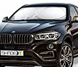 No.1 Windshield Sun Shade, Cool FREE Products Included With Sun Shade - A Powerful UV Ray Deflector, High Quality Car Sunshade To Keep Your Vehicle Cool And Damage Free, Our Car Sun Shades Are Easy To Use See The Reviews