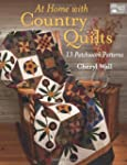 At Home With Country Quilts: 13 Patch...