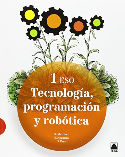 Tecnología, programación y robótica 1 ESO