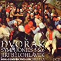 Dvorak : Symphonies Nos 5 & 6, Scherzo Capriccioso & The Hero'S Song