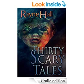 Thirty Scary Tales (Illustrated): Horror Stories