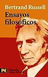 Ensayos filosóficos (El Libro De Bolsillo - Filosofía)