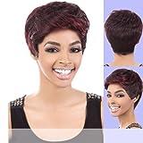 Motown Tress Human Hair Wig - Pulse-F4/27/30
