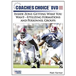 Inside Zone: Getting What You Want Utilizing Formations and Personnel Groups