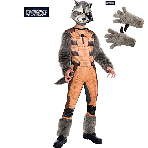 Marvel's Guardian of the Galaxy Rocket RaccoonCostume Kit - Small